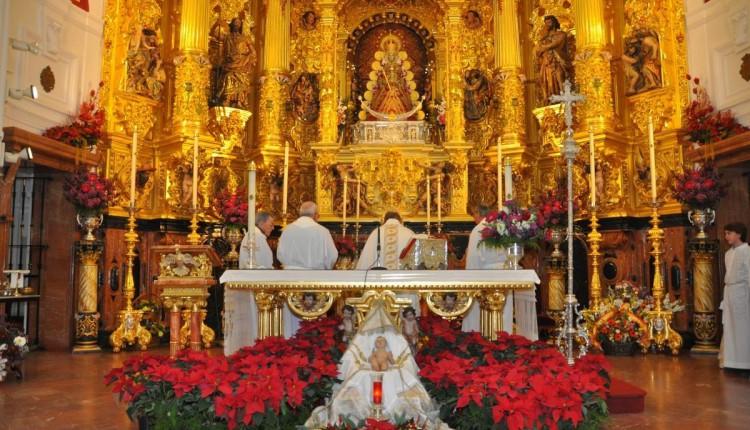 Hermandad Matriz – Sabatina de Acción de Gracias Romería 2015