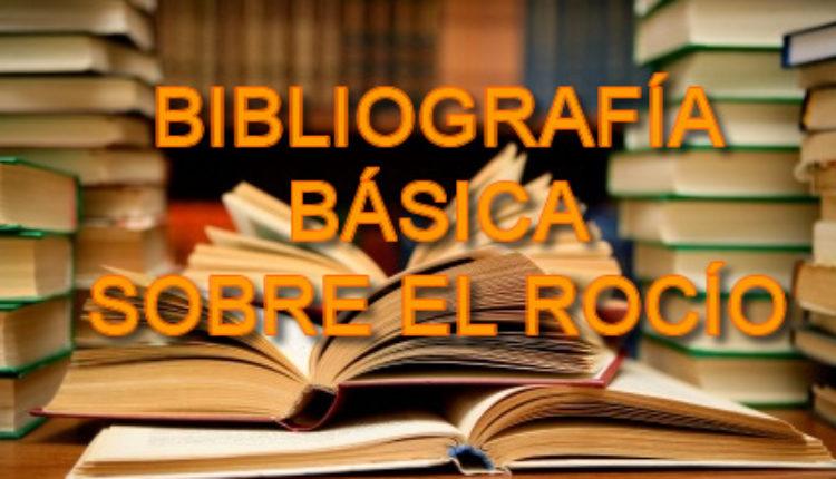 Bibliografía sobre El Rocío
