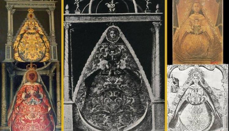 Virgen del Rocío – ¿Un óleo de Ella?