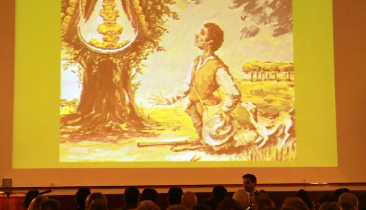 Asociación Ntra. Sra. del Rocío de Torremolinos – Conferencia de Manuel Galán