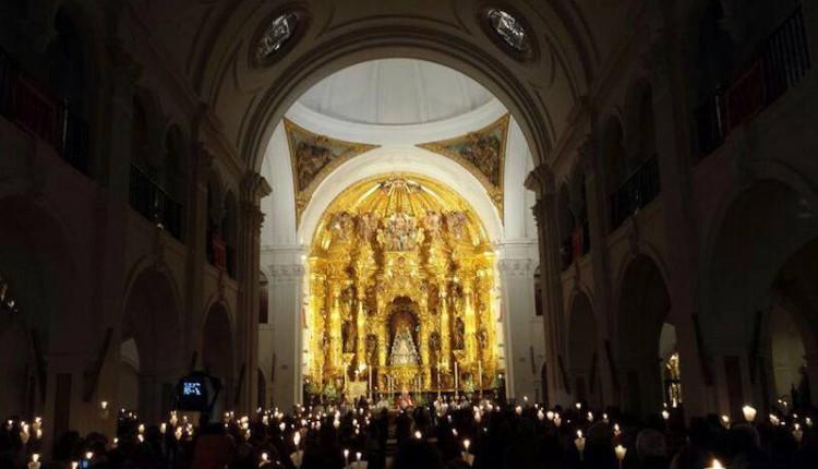 Candelaria 2014 – Vigilia Mariana, Acto Eucarístico y Santo Rosario
