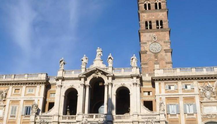 Hermandad Matriz – MISA EN STA. MARIA LA MAYOR EN ROMA (13/2/2014)
