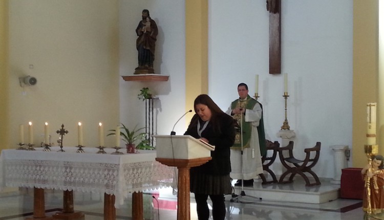 Agrupación Parroquial Ntra. Sra. del Rocío de El Cuervo – Sabatina Mensual