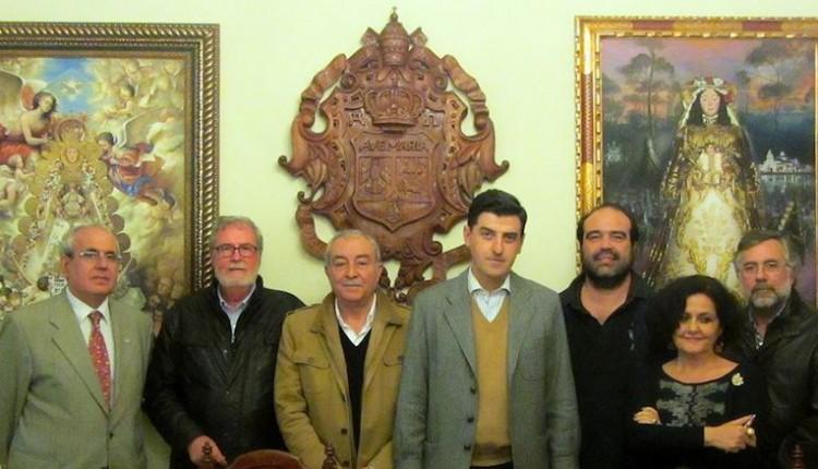 Reunión del Comité Científico de la revista Exvoto