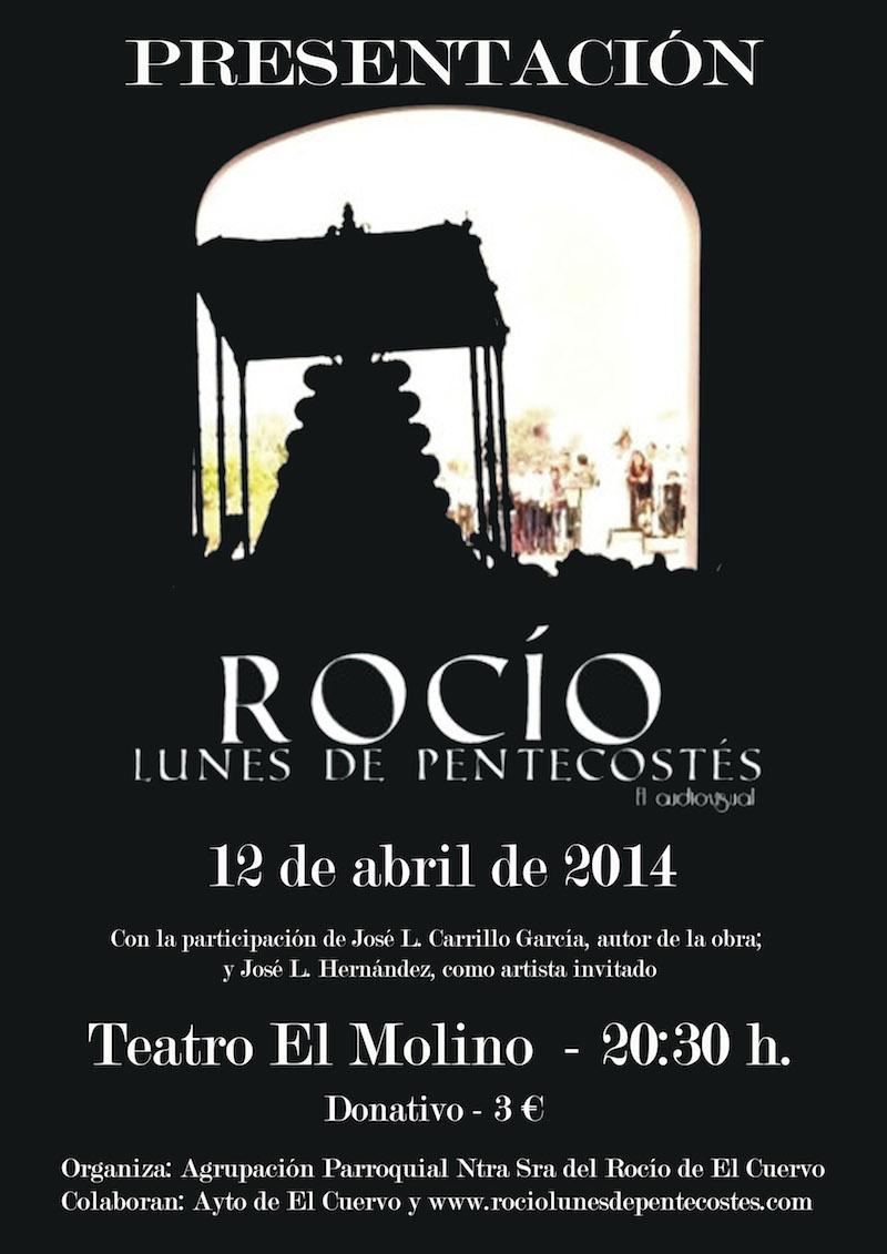 Agrupación Rociera Del Cuervo Presentación Del