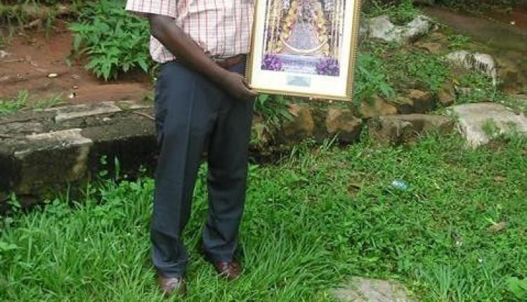 Ofrenda del Foro 2013 – Nuestro cuadro ha llegado al Congo