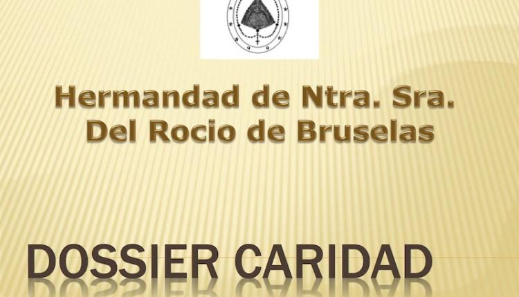 Hermandad de Bruselas – Dosier de Caridad de Febrero 2014 y  Novedades del Camino Europeo