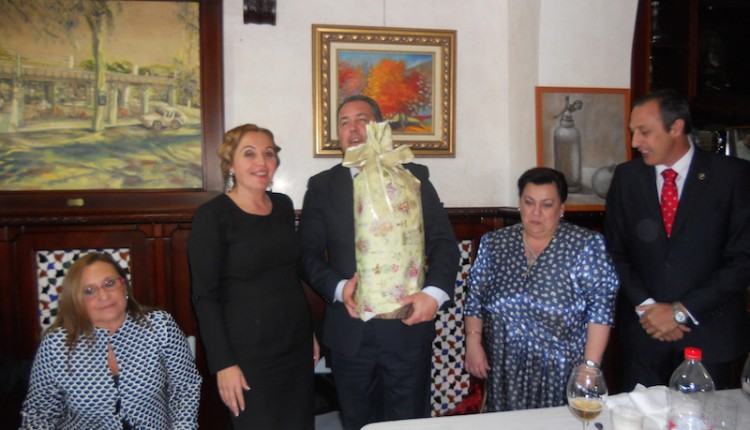 Hermandad de Isla Cristina – PEPA MARY SERRANO PREGONA LA SEMANA SANTA DE ISLA CRISTINA