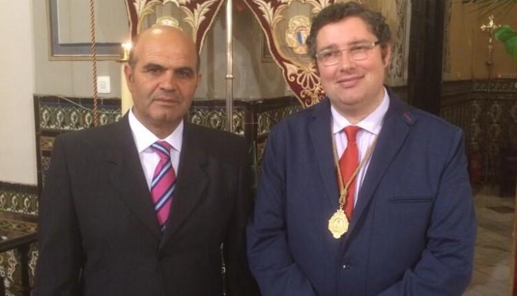 Alfonso Martínez Maraver, elegido Hermano Mayor de la Hermandad Matriz de Almonte