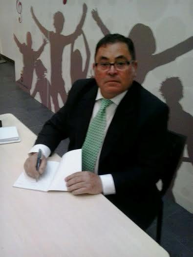 Pregonero D. Antonio Rodríguez Basurto