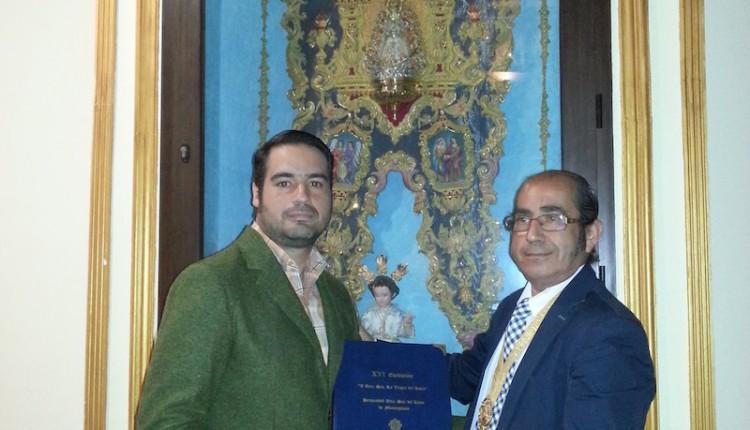 Hermandad de Montequinto – Entrega pastas del Pregón