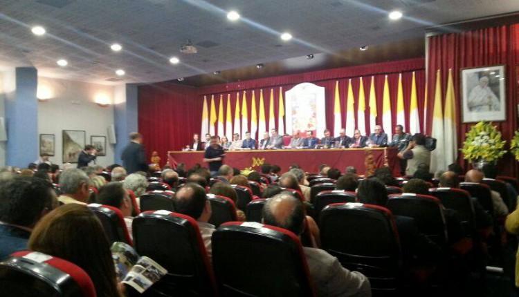 Asamblea de Presidentes y Hermanos Mayores en Almonte 2014