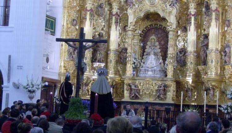 Programa Semana Santa 2014 en el Santuario de Ntra. Sra del Rocío
