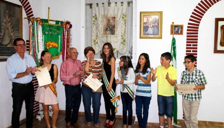 Casa de Andalucía de Benicarló – Rocieros mayores 2014