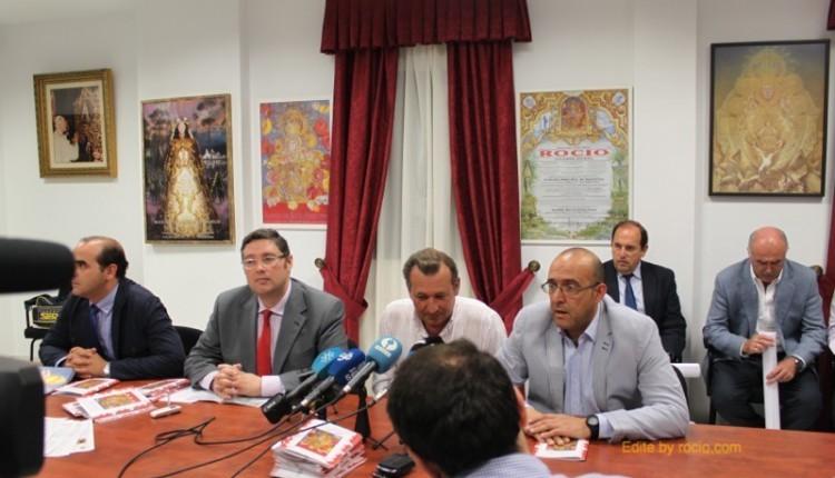 Rueda de Prensa – Presentación Romería 2014 y Museo del Rocío
