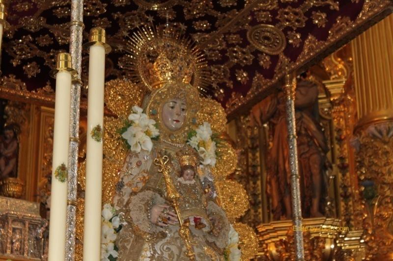 Ntra. Sra. La Virgen del Rocío ¡¡Lo más importante!!