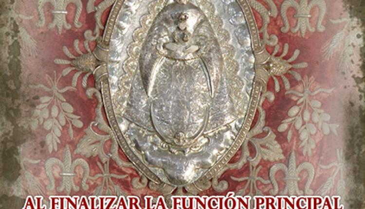 Hermandad de Huevar – Función Principal y entrega del fajín del general Exmo. Sr. PIRIZ GONZÁLEZ