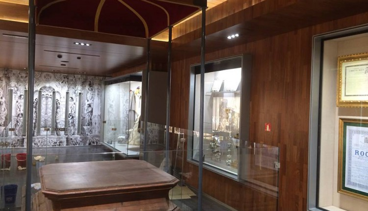 Visita al Museo del Rocío