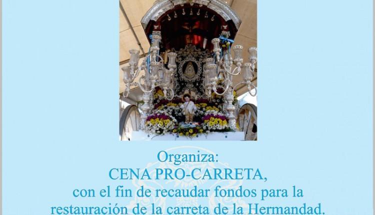 Hermandad de Osuna – Cena Pro restauración carreta