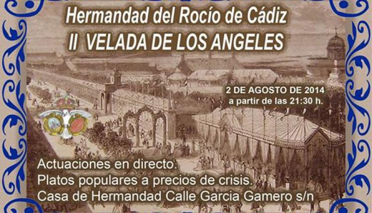 Hermandad de Cádiz – II Velada de los Angeles