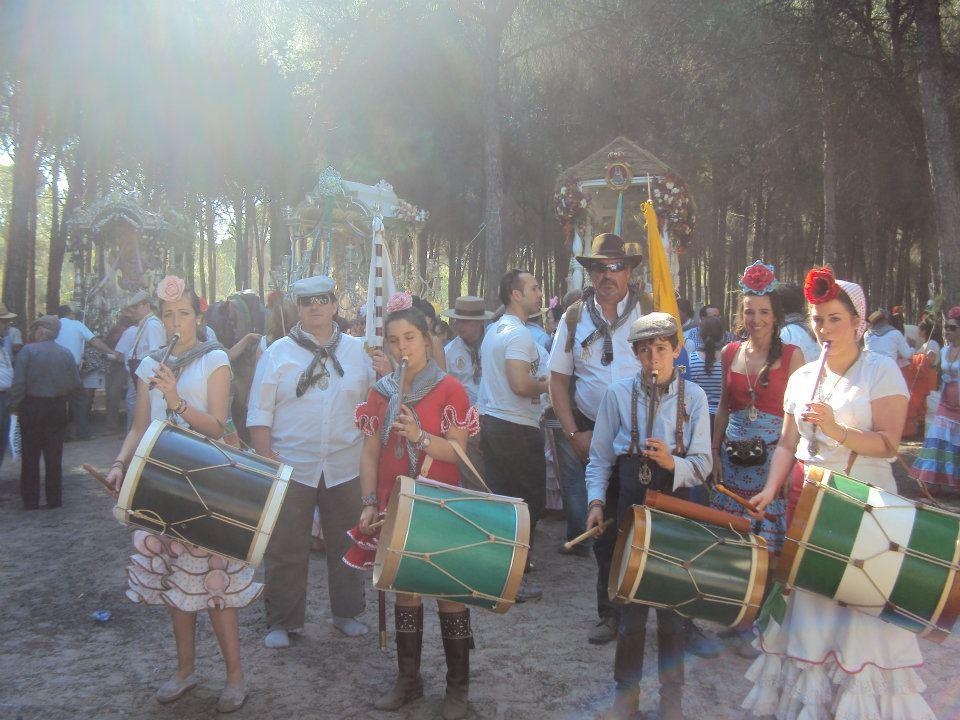 Resultado de imagen de Hermandad del Rocío de Algeciras