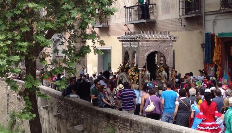 Salida de Hermandades al Rocío el sábado 16 de mayo de 2015