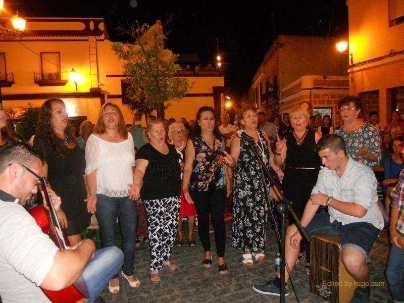 Sabor Andaluz canta la Plegaria al Simpecado