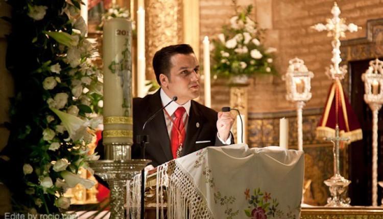 Faustino Rejo, designado pregonero de la Hermandad de San Fernando para el 2015