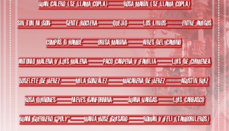 Hermandad de Las Cabezas – Festival Benéfico Pro Restauración Carreta