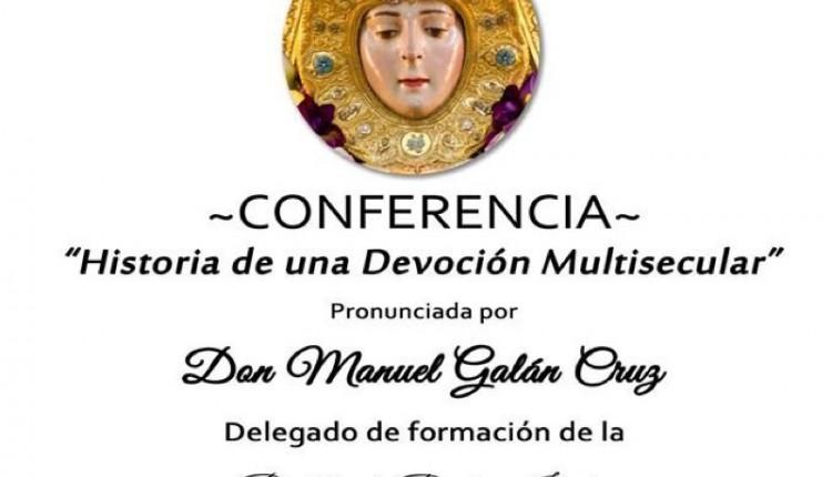 Hermandad de Montequinto – Ponencia de Don Manuel Galán Cruz
