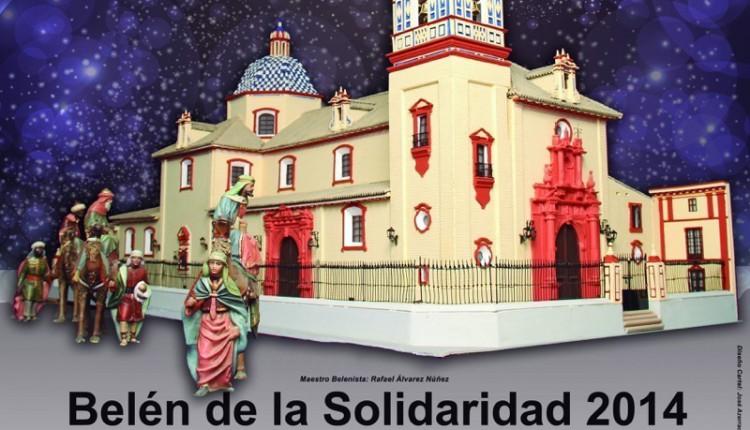 La Asociación Belén de la Solidaridad y las  Asociaciones de Trasplantados de Sevilla  organizan la 13ª edición del  Belén de la Solidaridad
