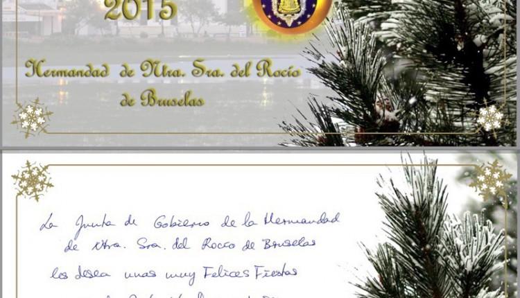 Hermandad de Bruselas – Villancicos con la Hdad. de Bruselas