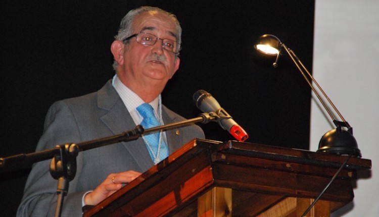Hermandad de Huelva – Exaltación de la Navidad a cargo de Manuel Correa