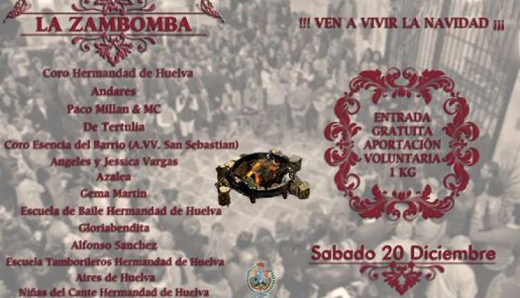La Hermandad del Rocío de Huelva celebra su V Edición de este espectáculo que llenará de buenos cantes la Casa-Hermandad.
