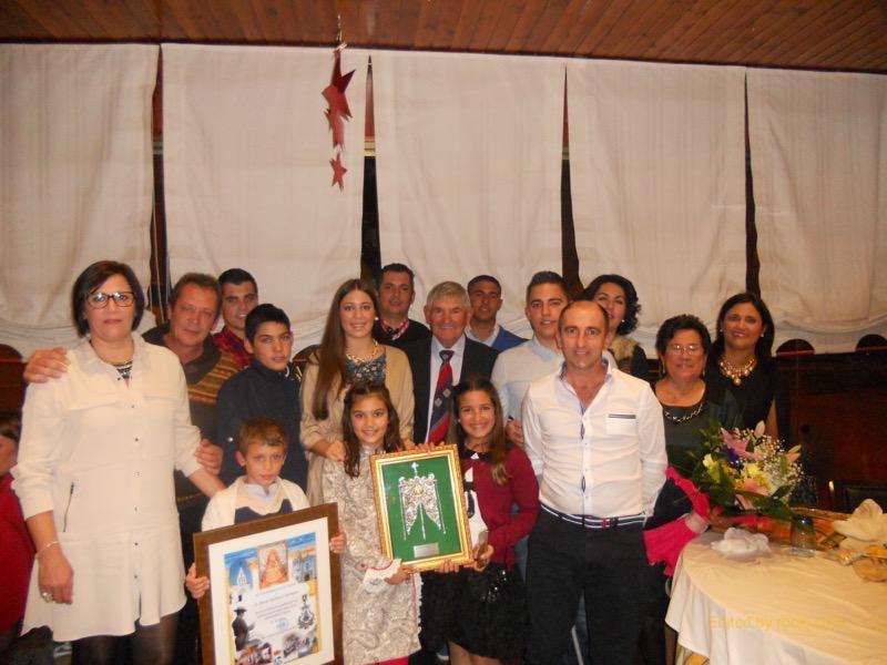 Toda la familia del querido Alfonso Rodríguez reunida