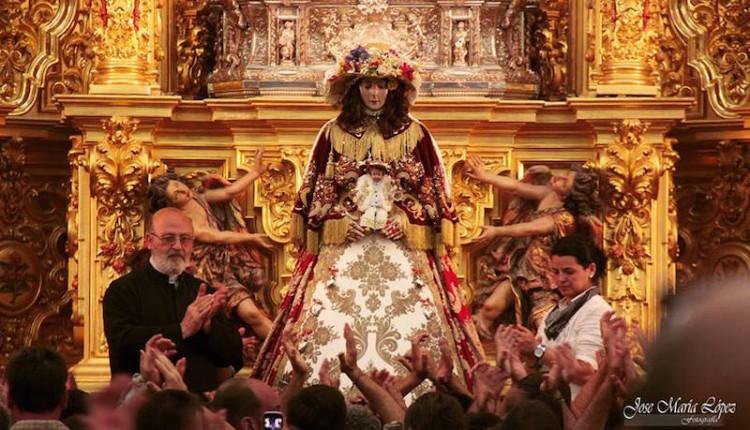 Peregrinaciones extraordinarias del sábado 6, domingo 7 y lunes 8 de noviembre de 2014