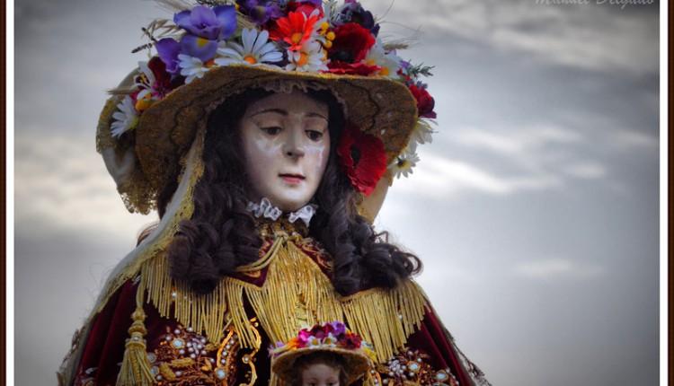 Las BUENAS NOCHES de Nuestra Señora la Virgen del Rocío