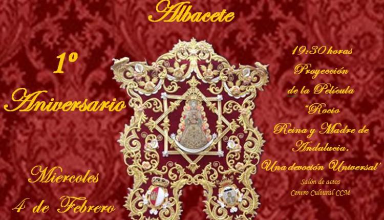 Hermandad de Albacete – Actos 1º Aniversario