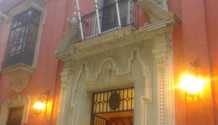 Conferencia en Sevilla de Santiago Padilla
