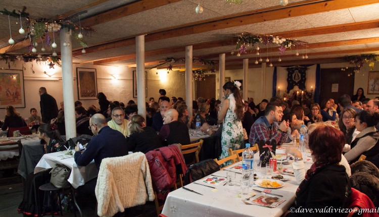 Hermandad de Bruselas – Fotos de la Misa y Cena Benéfica de Navidad
