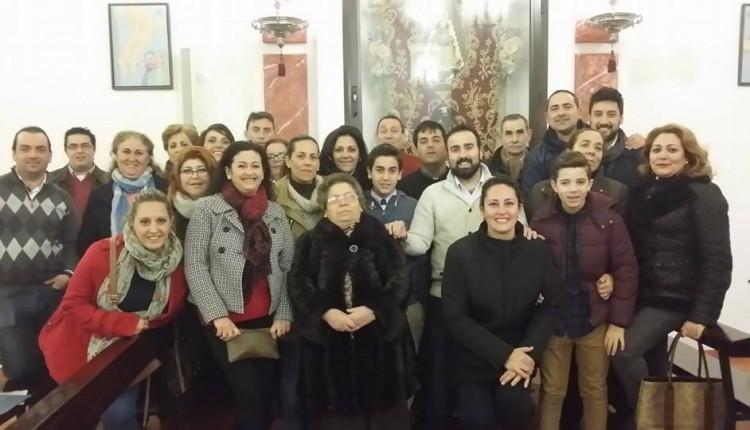 ACTOS CONMEMORATIVOS XXVIII ANIVERSARIO DE LA HERMANDAD DEL ROCIO DE LAS CABEZAS DE SAN JUAN