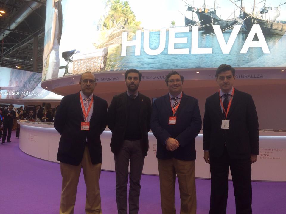 Antonio Mondaca, Manuel Galán, Ignacio Reales y Santiago Padilla