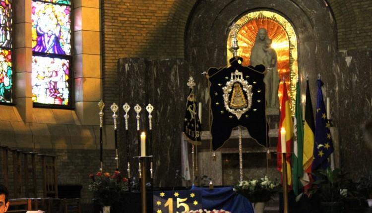 Hermandad de Bruselas – Liturgia de la Palabra el próximo Jueves Santo