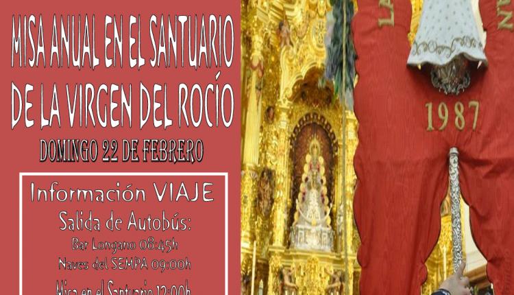 Hermandad de Las Cabezas de San Juan – Misa anual