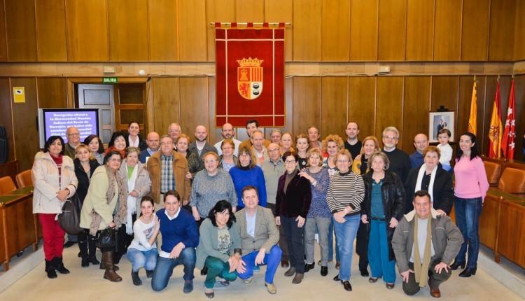 Hermandad de Torrejón de Ardoz – Sabatina de Acción de Gracias y Recepción del Ayuntamiento