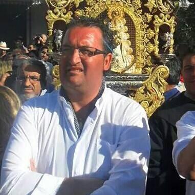 Hermano Mayor Hermandad Del Rocio de Chiclana, Antonio González Rodríguez
