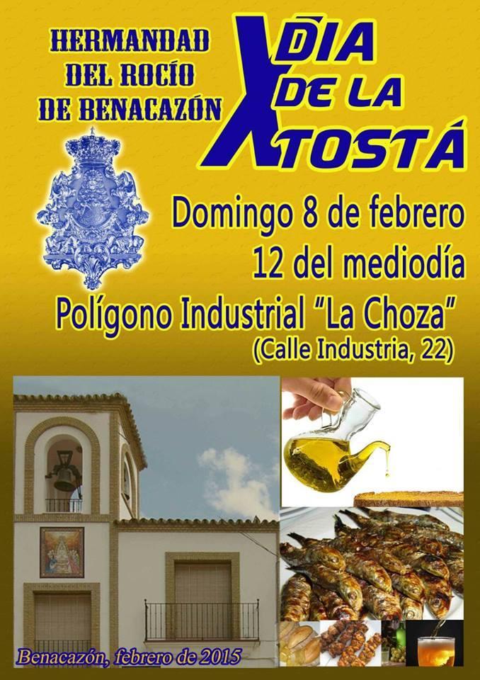 benacazon tosta 2015
