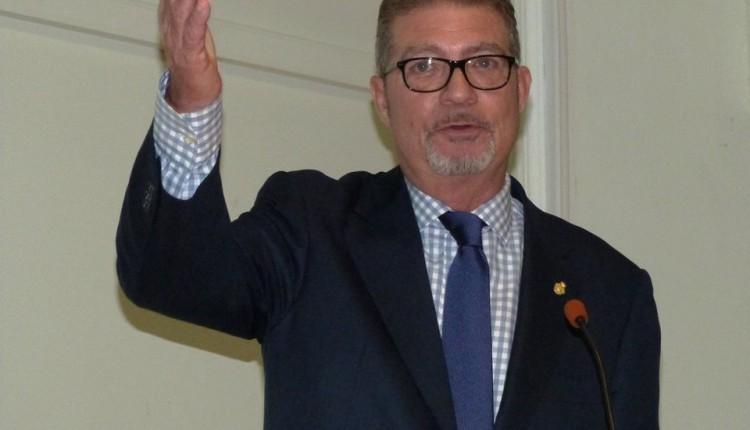 Hermandad de Moratalaz – José Luis Valverde del Álamo, pregonero de la Romería 2015