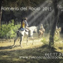 Plazas Romeria del Rocio 2015