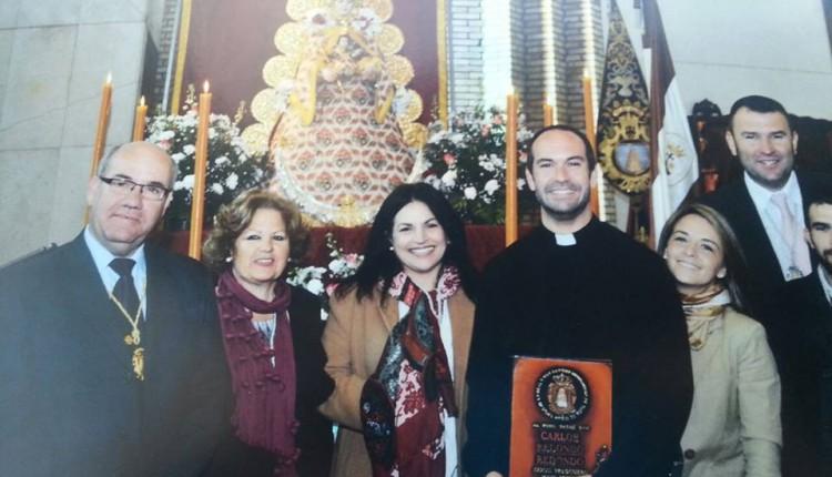 Hermandad de Rota – Rvdo. Padre D. Carlos Redondo, Pregonero de la Romería 2015